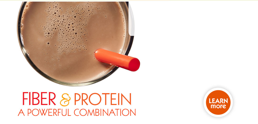 Fiber & Protein - A Powerful Combination