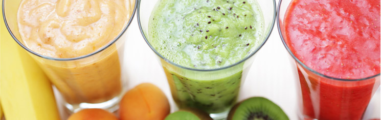Shakes to control weight